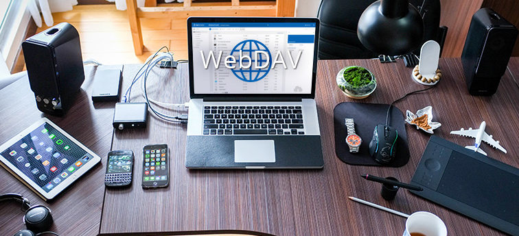 Anleitung webdav