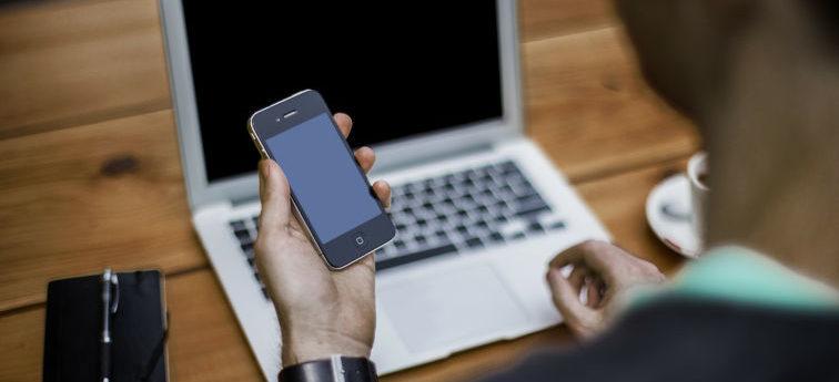 Datenübertragung Handy