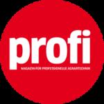 profi Logo rot und rund
