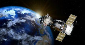 Satelliteninternet weltall erde skydsl