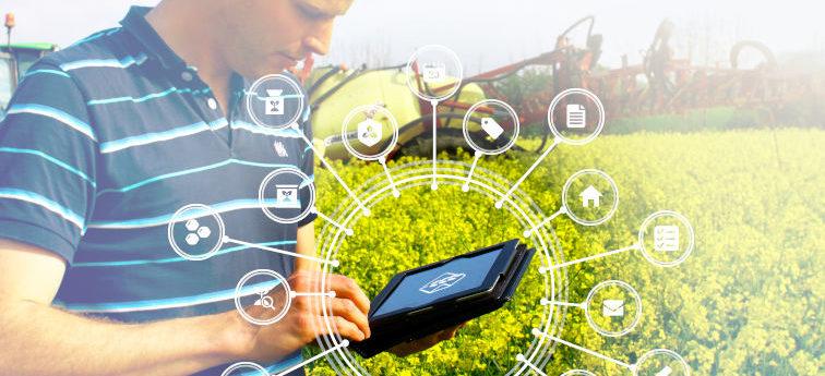Digitales Agrarbüro mit top farmplan