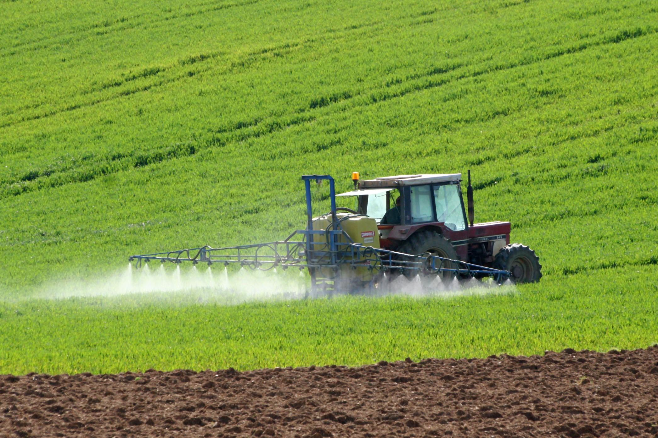 Düngung von Feldern Neue Düngeverordnung