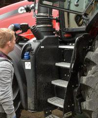 Agrardieselantrag Traktor tanken im Land und Forstwirtschaftlichen Bereich